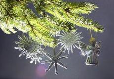 Árbol de Cristmas Imágenes de archivo libres de regalías