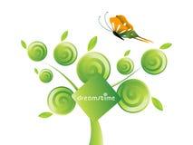 Árbol de Dreamstime libre illustration