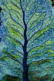 Árbol de hadas stock de ilustración