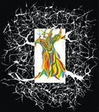 Árbol de la razón Fotografía de archivo libre de regalías