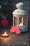 Árbol de la vela de la iluminación Imagen de archivo libre de regalías