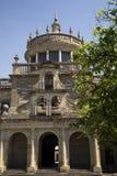 Árbol de limón del instituto de las cabañas México Imagenes de archivo