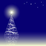Árbol de navidad Fotos de archivo
