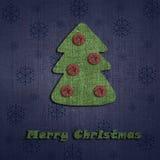 Árbol de navidad Imágenes de archivo libres de regalías