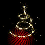 Árbol de navidad Imagen de archivo libre de regalías