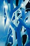 Árbol de navidad abstracto Fotografía de archivo