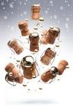 Árbol de navidad cómico Foto de archivo libre de regalías