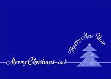 Árbol de navidad creativo Imagen de archivo libre de regalías