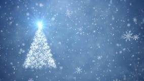 Árbol de navidad creciente ilustración del vector