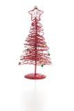 Árbol de navidad de Artficial Fotos de archivo