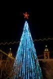 Árbol de navidad de Bethlehem foto de archivo