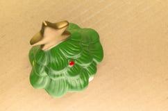 árbol de navidad de China imagenes de archivo