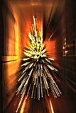 Árbol de navidad de otra manera Imagenes de archivo
