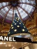 Árbol de navidad de Swarovski Foto de archivo libre de regalías