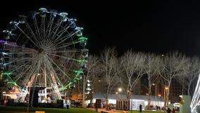 Árbol de navidad en Aveiro