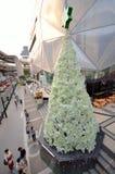 Árbol de navidad en Bangkok 2012-2013 Foto de archivo