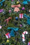 Árbol de navidad (fresco) Fotografía de archivo libre de regalías