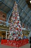 Árbol de navidad suave del juguete de Disney Fotos de archivo