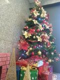 Árbol de navidad de Taiwán fotografía de archivo