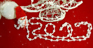 Árbol de navidad y decoraciones Imagen de archivo libre de regalías