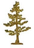 Árbol de oro del dinero foto de archivo