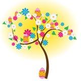 Árbol de Pascua Fotografía de archivo