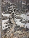 Árbol de piedra Imagen de archivo libre de regalías