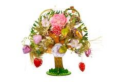 Árbol decorativo del juguete Fotos de archivo