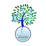 Árbol del conocimiento Imagenes de archivo