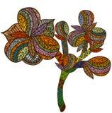 Árbol del deseo Foto de archivo