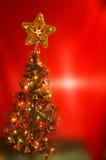 Árbol del mas X Imágenes de archivo libres de regalías