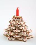 Árbol del pan de jengibre. Fotos de archivo libres de regalías