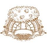 Árbol del tesoro Foto de archivo libre de regalías