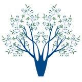 Árbol estilizado Fotos de archivo