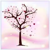 Árbol fabuloso Imagen de archivo libre de regalías