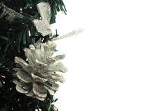 Árbol falso del Año Nuevo Imagenes de archivo