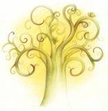 Árbol mágico Foto de archivo