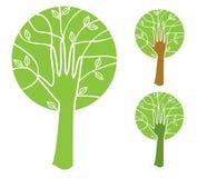Árbol-mano libre illustration