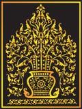 Árbol tailandés de Lai Fotografía de archivo