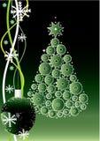 Árbol verde stock de ilustración