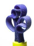 Árbol violeta Foto de archivo libre de regalías
