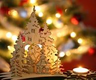 Árboles de navidad Fotografía de archivo libre de regalías