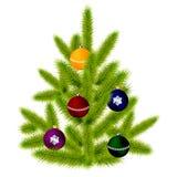 árboles de navidad de la imagen libre illustration