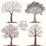 Árboles fijados libre illustration