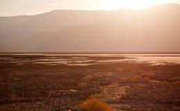 Área 51 Nevada del postre Fotos de archivo libres de regalías