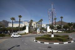 Área Cape Town África do Sul da margem Imagem de Stock Royalty Free