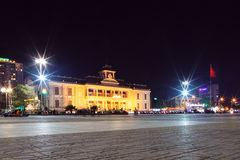 A área central de Nha Trang Fotografia de Stock