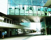 Área comercial Imagenes de archivo