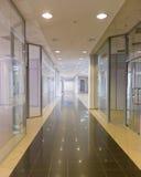 Área comercial de la oficina Imagen de archivo libre de regalías