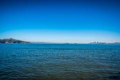 Área da baía de Califórnia imagens de stock royalty free